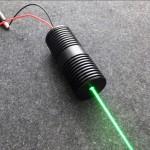 緑色レーザーモジュール mW