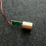 赤色650nmレーザーモジュール