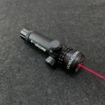 高出力レーザー照準器