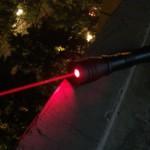 高出力赤レーザーポインター200mW
