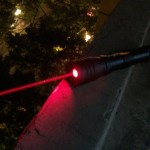 高出力赤レーザー
