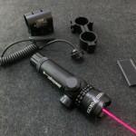 高輝度レーザーサイト