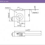 1440nm 2W Cマウント高出力レーザーダイオードIOC-1440-020-211  3