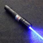 1W 1000mW 青色 レーザーポインター asitalaser