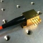 808nm繊維のカプラーの高い発電の半導体レーザー6W