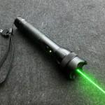 500mw高出力緑レーザーポインター