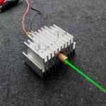 532nm レーザーモジュール