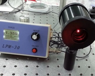 Laser Power Meter 2mW~10W